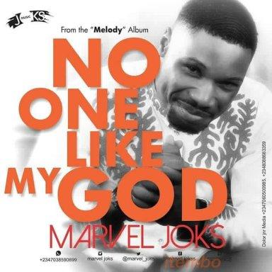 No One Like My God