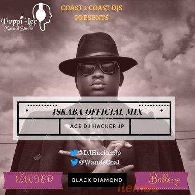 Ace DJ Hacker Jp   Iskaba Official Mix