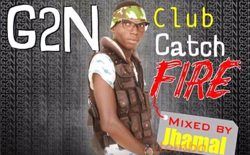 CLUB CATCH FIRE