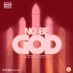No be God