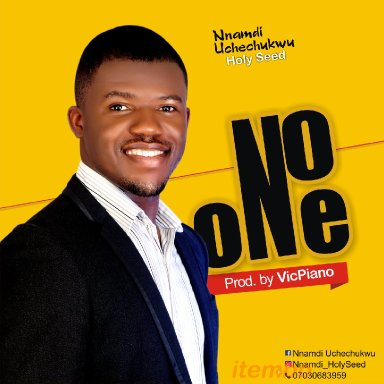 NO ONE BY HOLY SEED