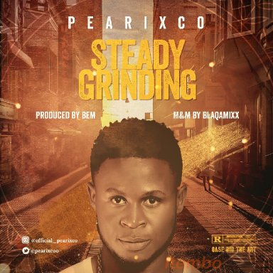 Steady Grinding by Pearixco