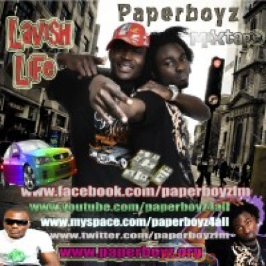 Our God Is An Awesome God - Paperboyz