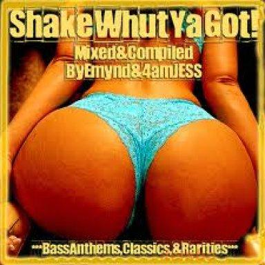 Gboka Girl(shake dat booty) X-sample