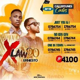 XLAW90'S MTN NIGERIAN SONGS CALLER TUNEZ