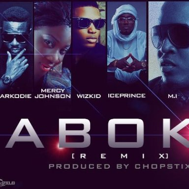 ABOKI (remix) ft sarkodie,wizkid,m.i,mercy johnson,khuli chana