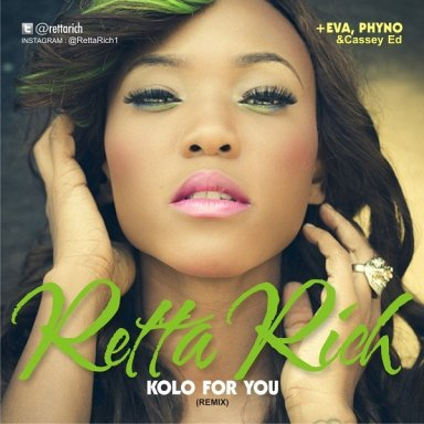 KOLO FOR YOU(remix) ft eva,phyno