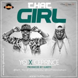 That Girl Feat Ice Prince
