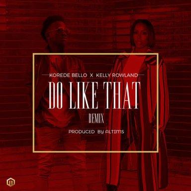Do like that  (remix)