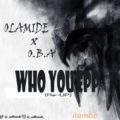 Who YOU Epp (Re-Up)