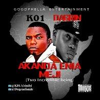 K01 ft Dagrin - Akanda Enia Meji