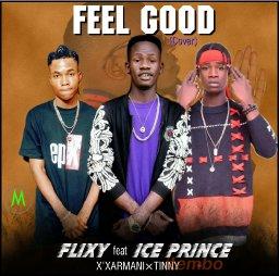flixy feat x'xarmani and tinny feel good cover