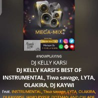 DJ KELLY KARSI'S MEGA-MIX