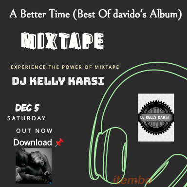 A Better Time (Best of Davido's Album) Mixtape