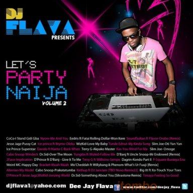 Let's Party Naija Vol 2